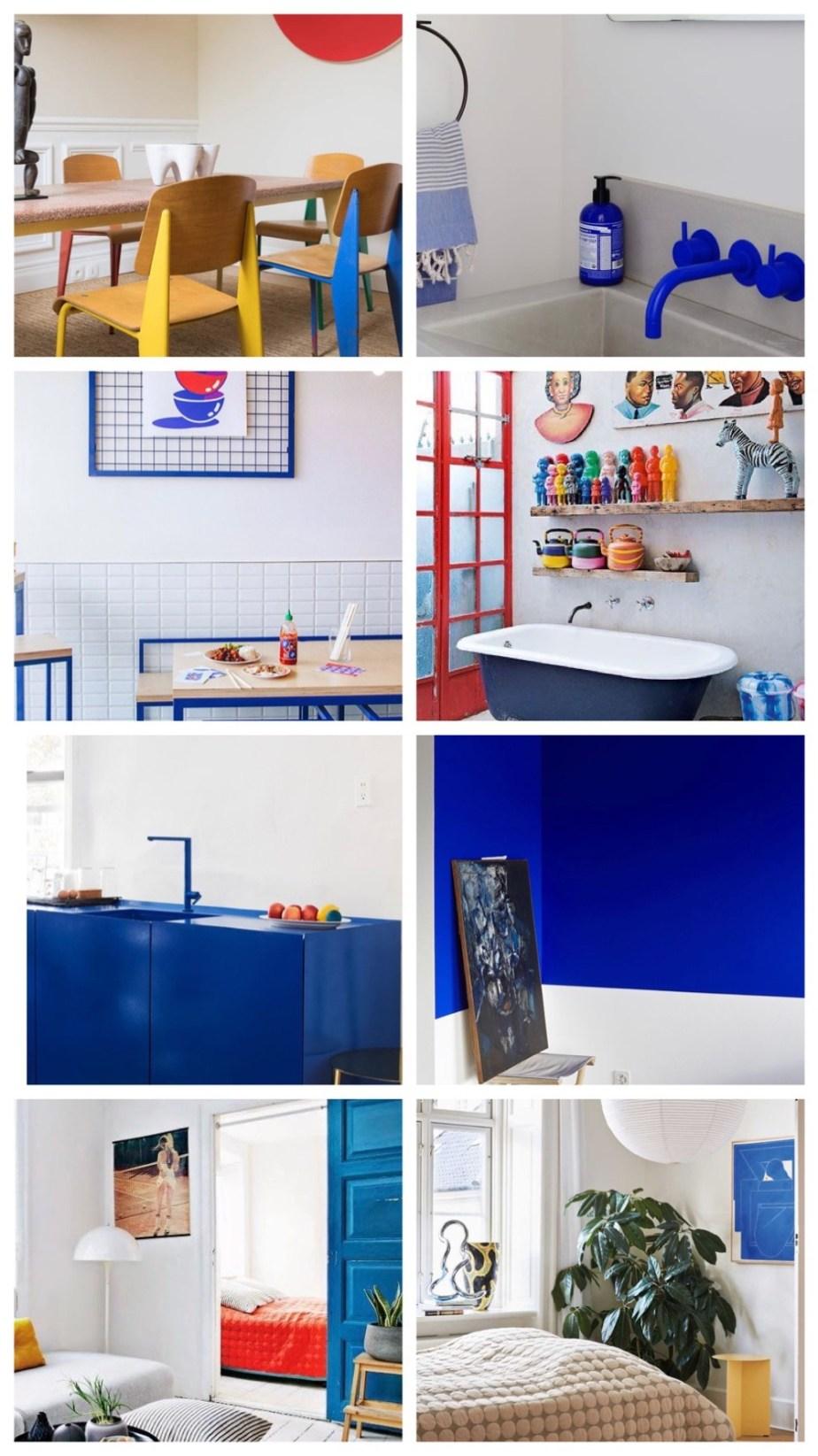 koningsblauw interieur tips
