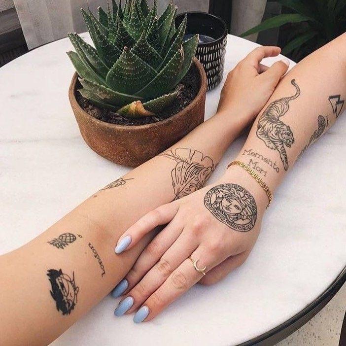 tijger tatoeage inspiratie