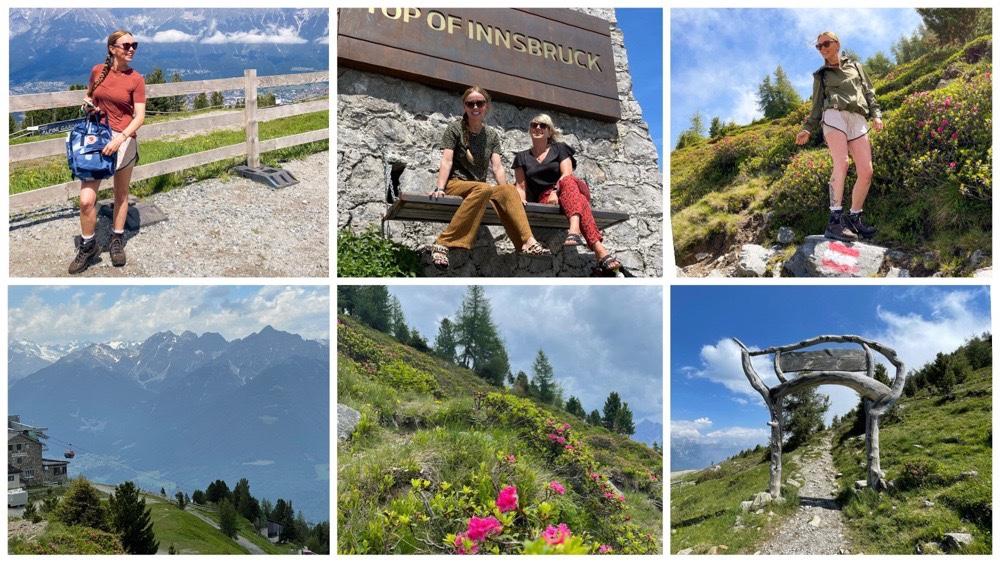 Bergwandelingen Innsbruck