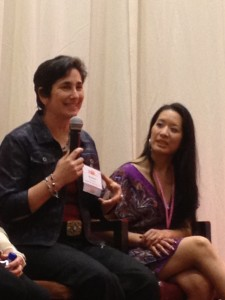Sandy Rakowitz, Success Panel, Marilee Tolen's Rise Event
