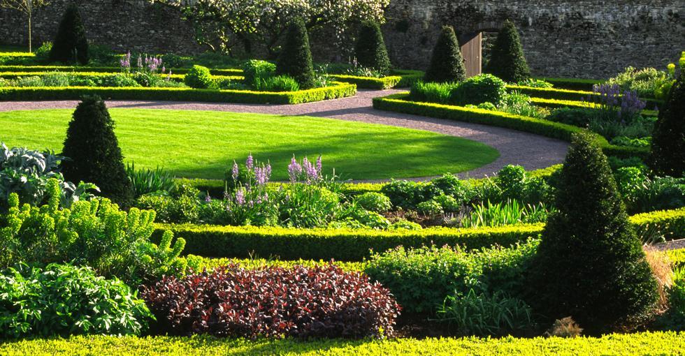 Aberglasney Gardens One Historic Garden