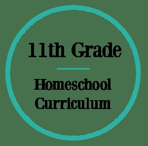 11th grade homeschool curriculum