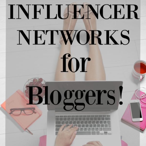 Influencer Networks to Join as a Blogger