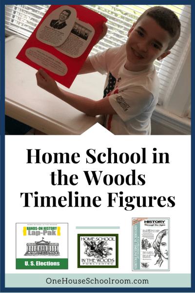home school in the woods