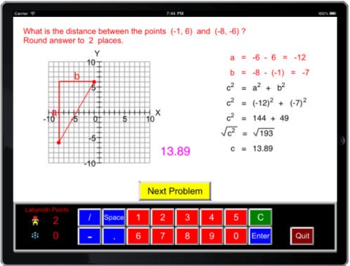 math galaxy apps