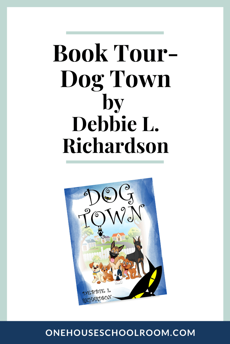 Book Tour- Dog Town