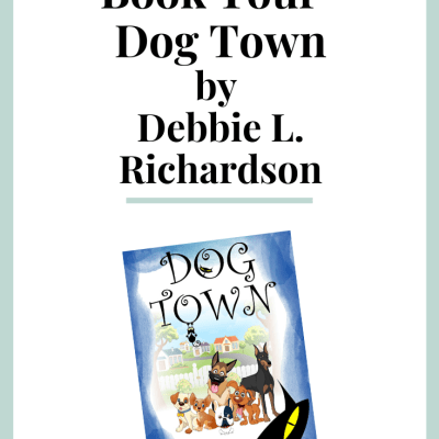 Book Tour- Dog Town