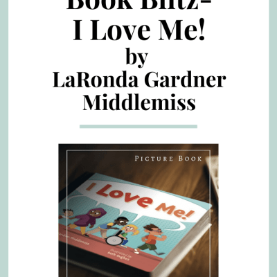 I Love Me! {Book Blitz}