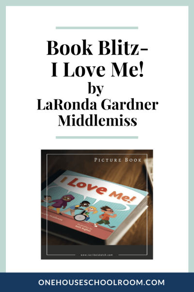 I Love Me Book Blitz