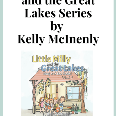 Little Milly and the Great Lakes {Book Tour}