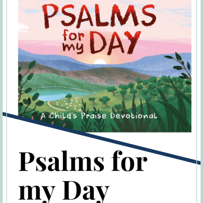 Psalms for my Day {Review}