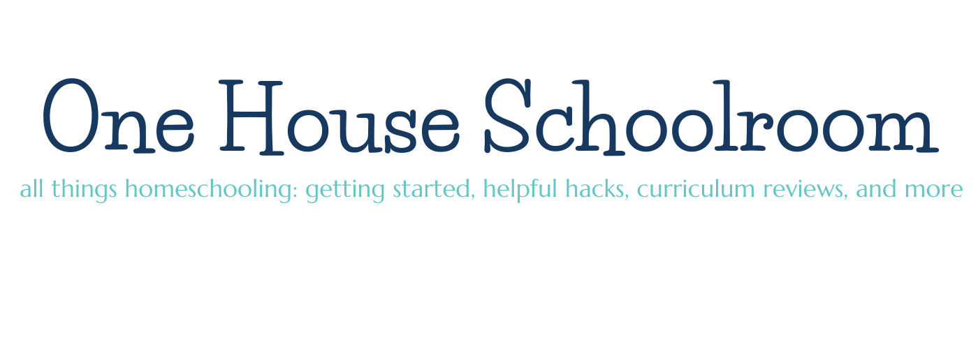One House Schoolroom Logo