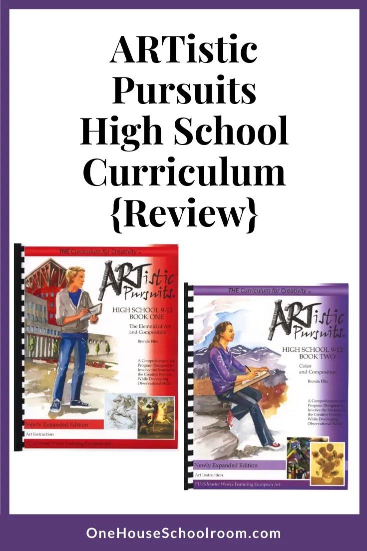 Artistic Pursuits Inc {Review}