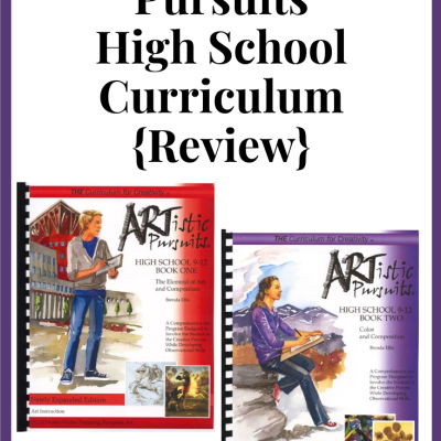Artistic Pursuits Inc {Review}