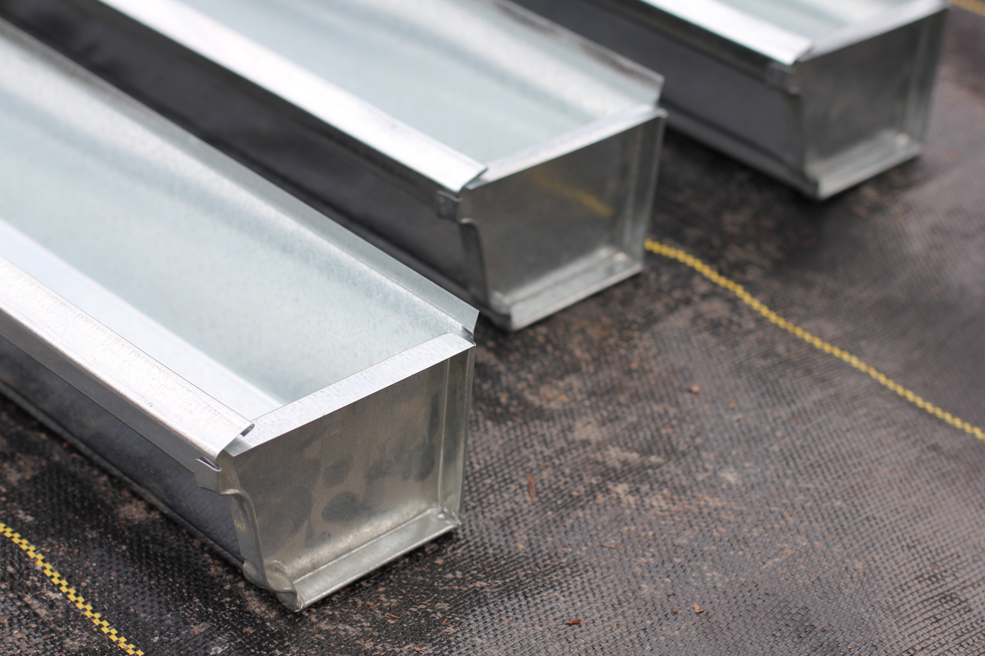 How To Install Gutters In A Greenhouse