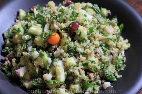 recipe quinoa salad