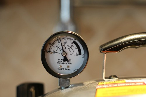 all american pressure canner gauge