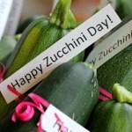 Mavis Garden Blog – Happy National Zucchini Day!