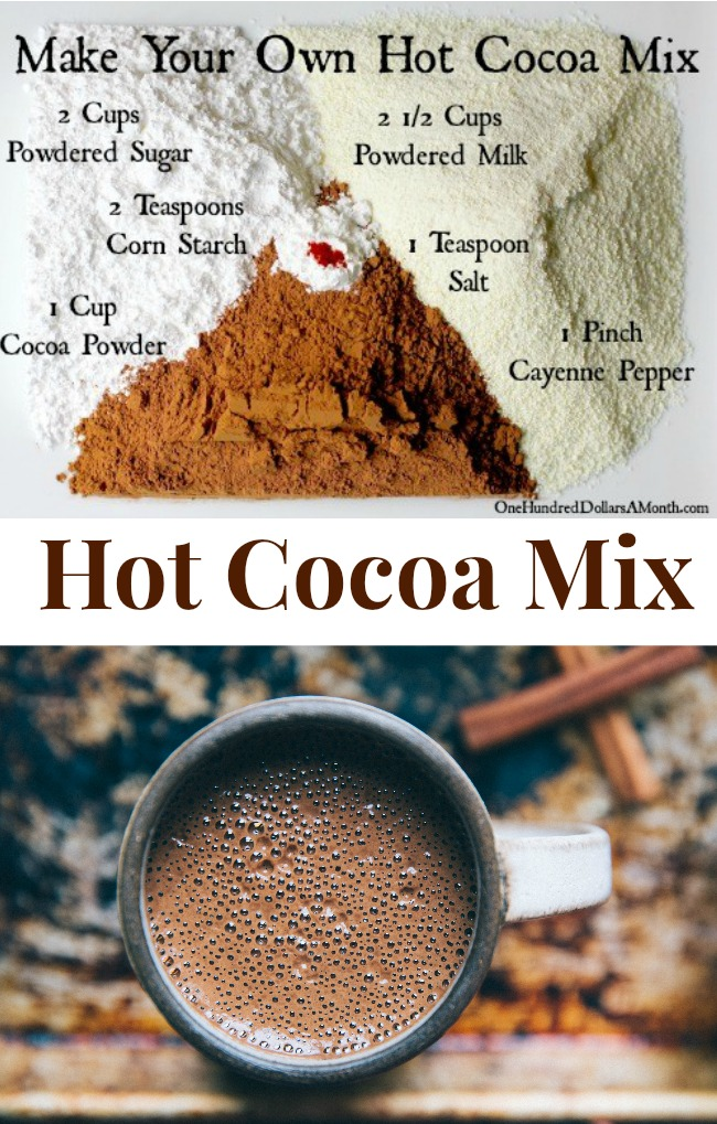 how to make hot cocoa drink