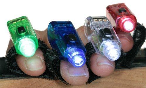 finger flashlights