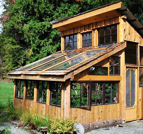 eco friend greenhouse
