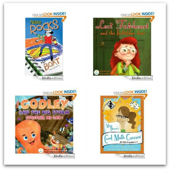 free children's kindle books