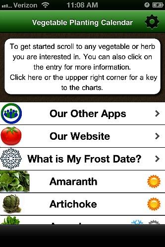 garden app