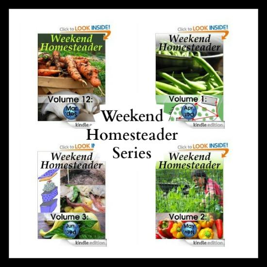 weekend homesteader series