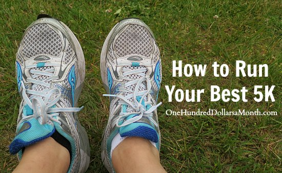 How to Run Your Best 5K