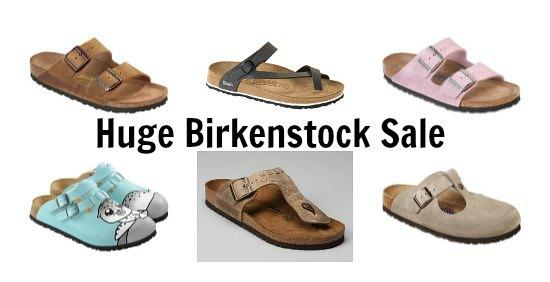birkenstock coupon