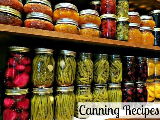 canning-recipes