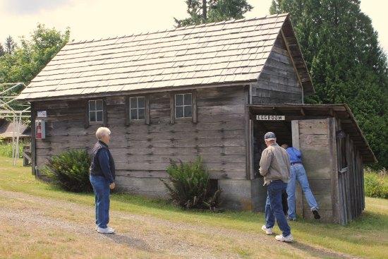 egg room old barn
