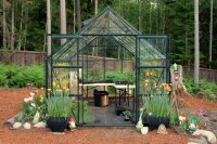 How to Grow a Greenhouse Vegetable Garden - One Hundred ...