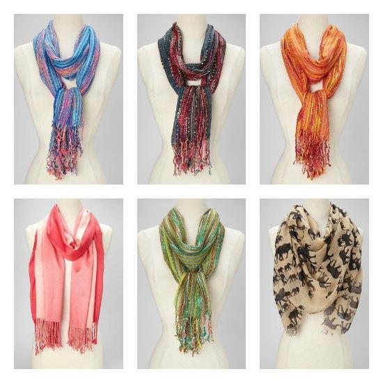 cool scarves