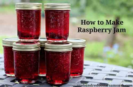 how-to-make-raspberry-jam-recipe
