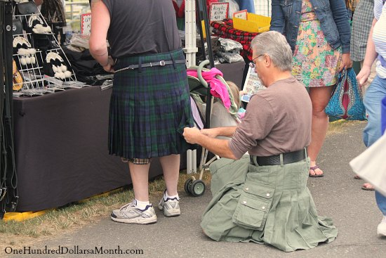 Pacific Northwest Scottish Highland Games