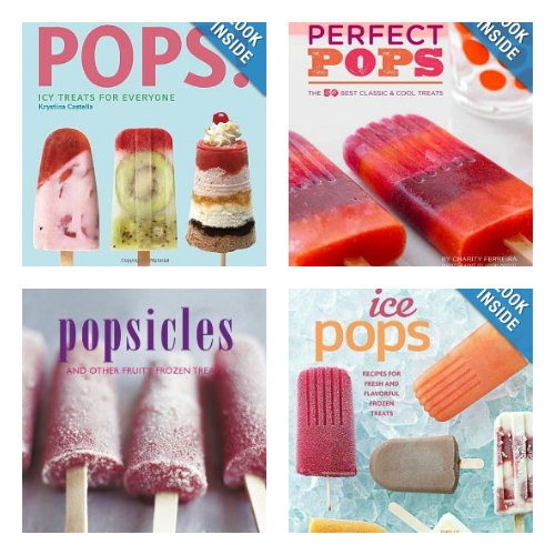 Popsicle freezer pops recipes