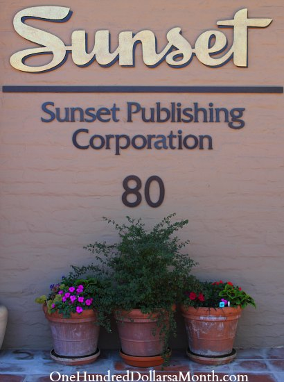 Sunset Magazine Headquarters Menlo Park, CA