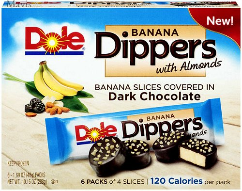 dole banana dippers coupon