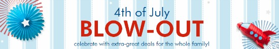 zulily blow out sale