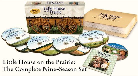 Little House on the Prairie The Complete Nine Season Set