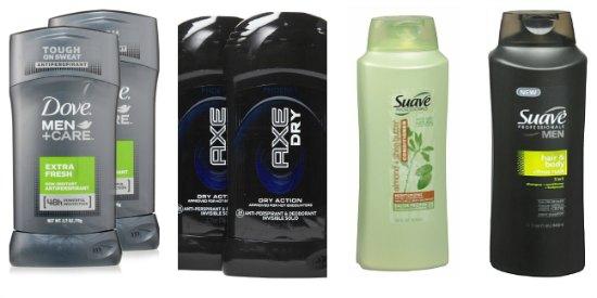 Suave Professionals Mens Shampoo
