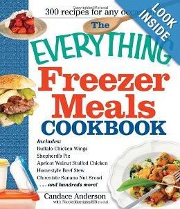 freezer meal cookbook