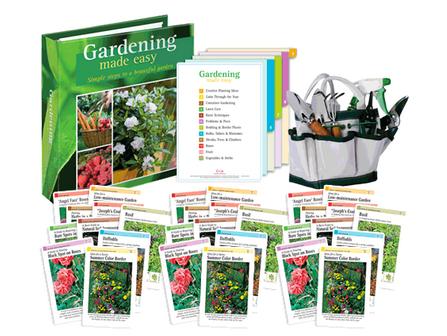 gardening cards