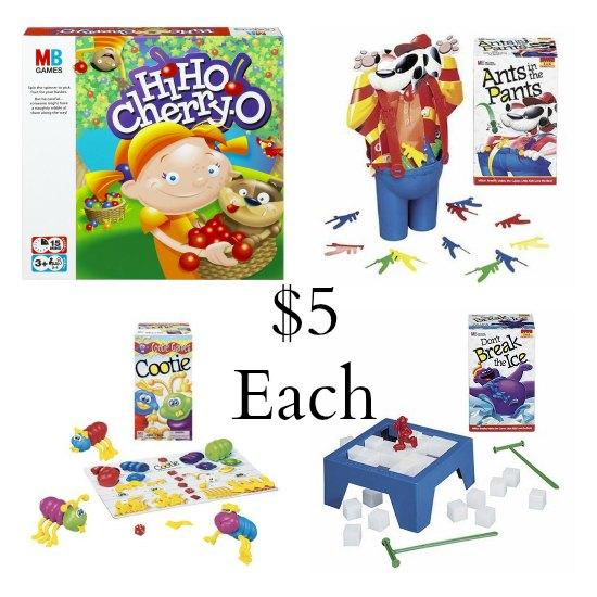cheap board games