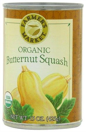 farmers market butternut squash