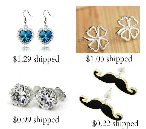 inexpensive-earrings