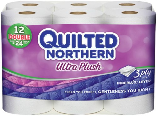 Quilted Northern 12 Double Roll coupon