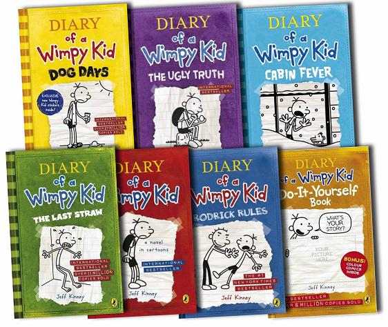 Diary Of A Wimpy Kid Purple Book Summary