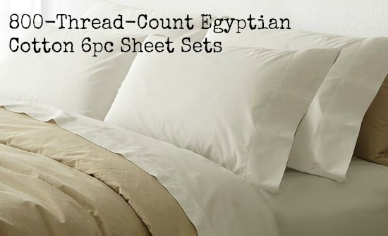 800 thread count sheets